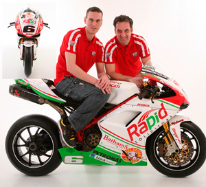 Michael Rutter and Martin Jessop