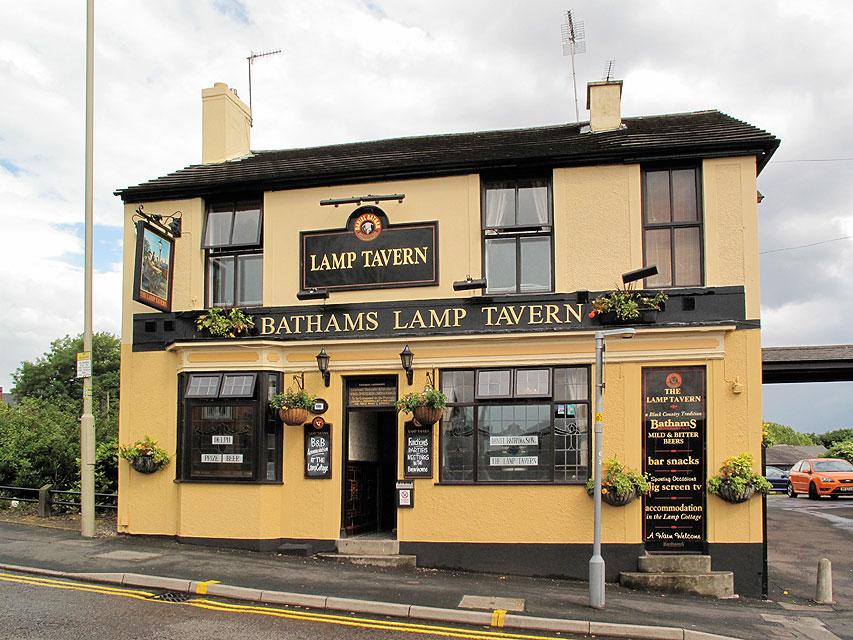 Bathams Brewery The Lamp Tavern