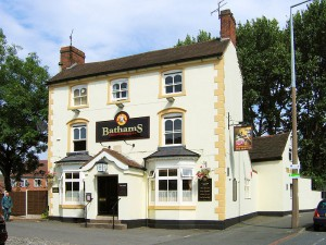 The New Inn at Wordsley