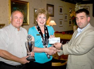 Golf day presentation